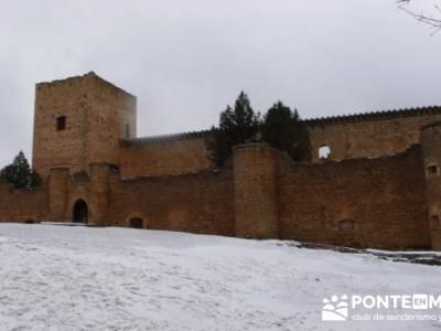 Villa de Pedraza y el Cañón del Río Cega; rutas senderismo cordoba